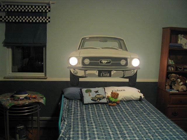 Mingari Studios Mustang Bedroom 01 Overview