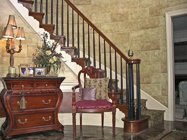 mingari studios > romantic foyer: foyers