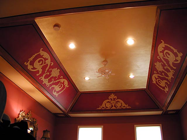 Master bedroom with tray ceiling painting ideas memes for Bedroom tray ceiling paint ideas